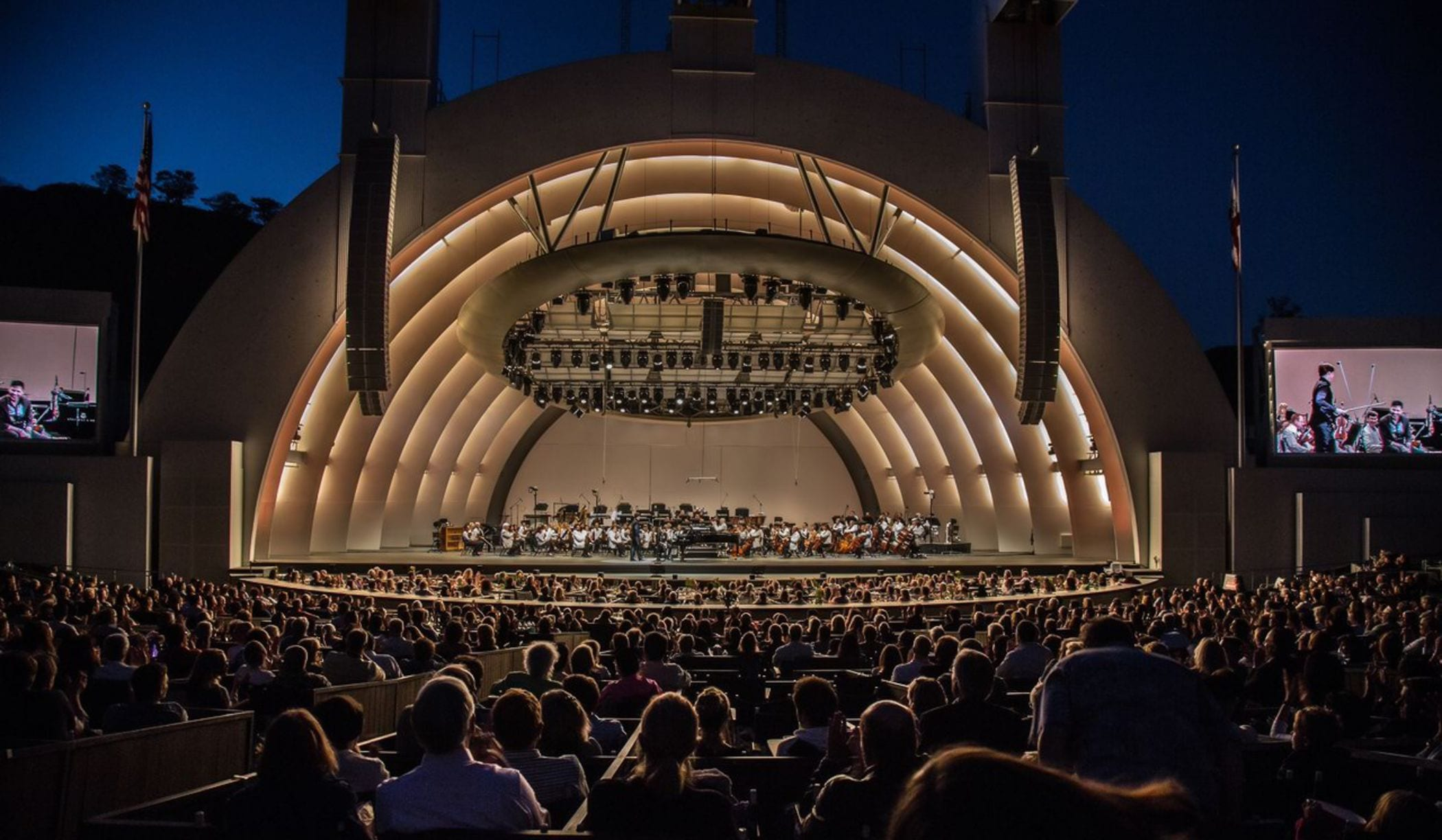 FRANKIE GOES TO HOLLYWOOD BOWL