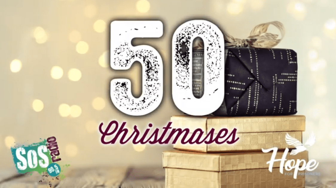 SOS Radio – 50 Christmases with Hope For Prisoners 2018