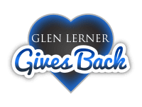 Featured Donor – Glen Gives Back