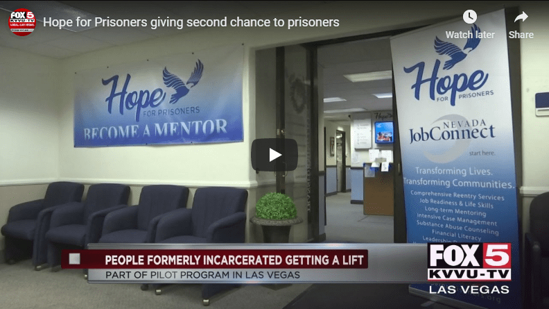 Pilot Program in Las Vegas Helps People Just Out Of Jail Commute To Work